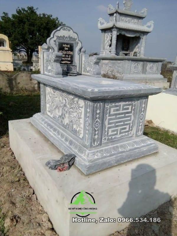 mộ tam sơn đẹp phổ biến giá cực rẻ