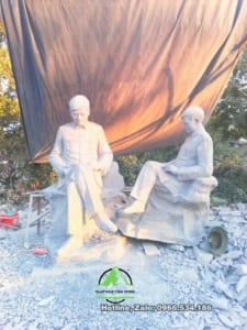 tượng đá