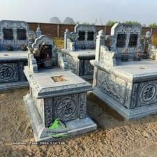 mộ đá tam sơn không mái