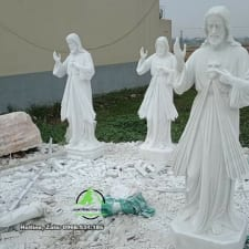 tượng chúa Juse bằng đá