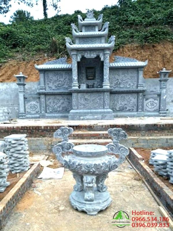 Lăng mộ đá nguyên khối